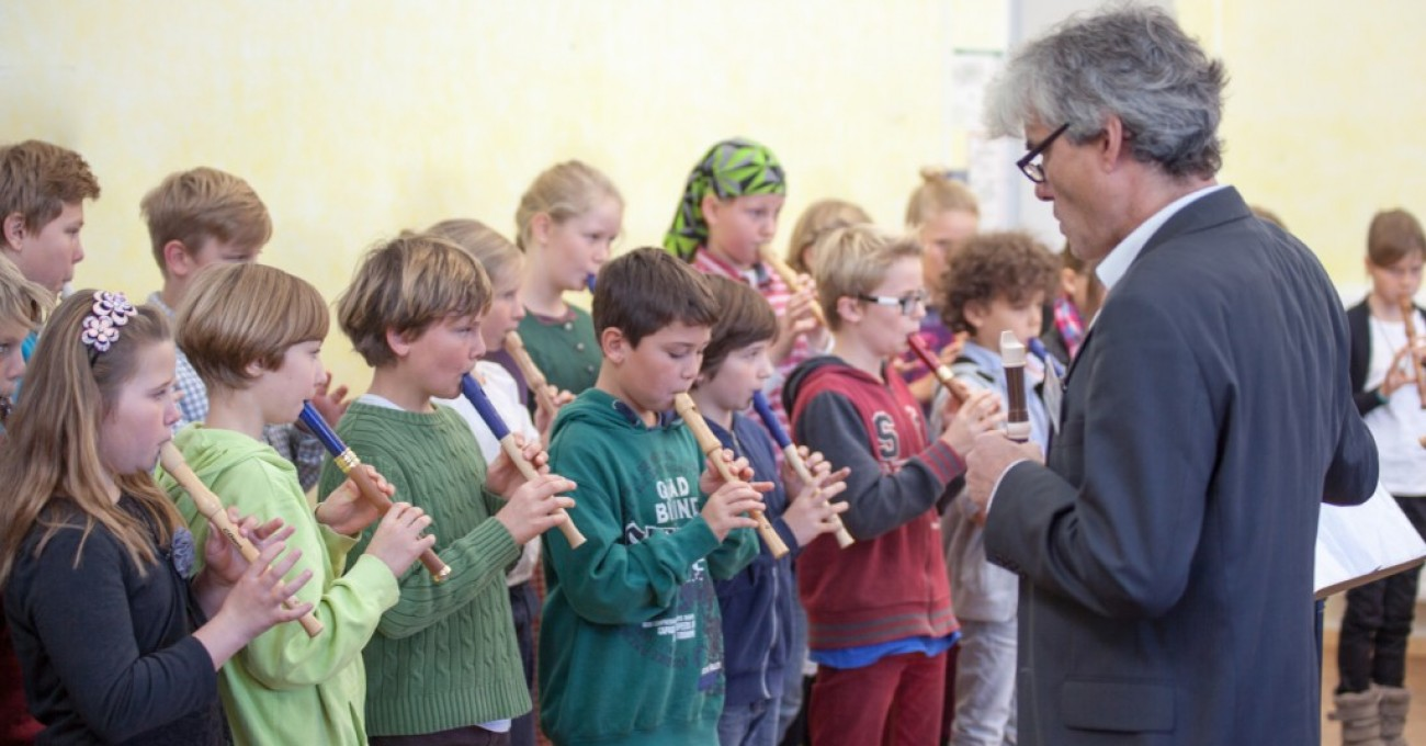 Monatsfeier Freie Waldorfschule Bargteheide